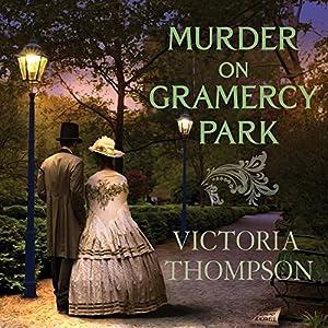 Murder on Gramercy Park Hörbuch