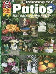 Painting for Patios for Home & Garden Decor (Design Originals)