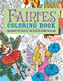img - for Fairies Coloring Book: Charming Pictures of the Sprites from Folklore (Chartwell Coloring Books) book / textbook / text book