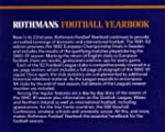 Rothmans Football Yearbook 1991-92