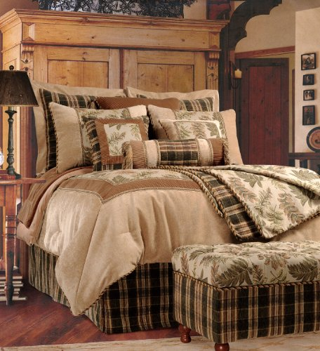 Jennifer Taylor 4 Pcs Comforter Set WOODLAND Collection