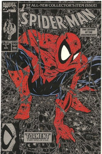 Spider-Man #1 (Collector's Item Issue) (Torment)