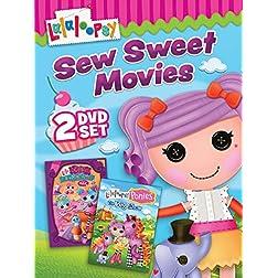Lalaloopsy: Sew Sweet Movies - DVD + Digital