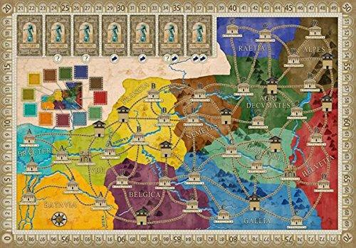 コンコルディア 拡張マップ BRITANIA / GERMANIA
