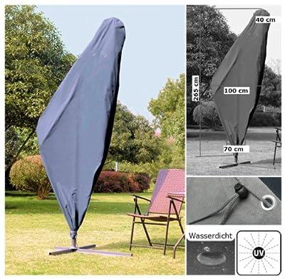 Kronenburg Schutzhülle Ampelschirm - 420 D Oxford Gewebe - bis 500 cm Durchmesser von Kronenburg ® - Gartenmöbel von Du und Dein Garten