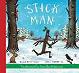 Julia Donaldson Stick Man audio CD by Donaldson, Julia on 07/06/2010 1st (first) edition