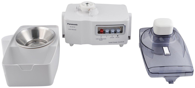 Panasonic Kitchen Appliances Buy Panasonic Mj M176p 230 Watt Juicer Mixer Grinder Online At Low