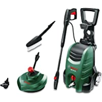 Bosch AQT 37-13 Plus 240V 1700W 130 Bar Pressure Washer with Accessories