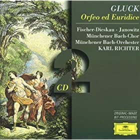 "Gluck: Orfeo ed Euridice (Orph�e et Eurydice) - Sung in Italian/Vienna version (1762) / Act 1 - Aria: ""Cerco il mio ben cos�"""