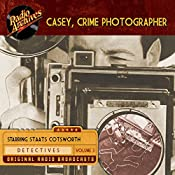 Casey, Crime Photographer, Volume 3 | George Harmon Coxe