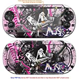 Decalrus Matte Protective Decal Skin Sticker For Sony Play Station Psp Vita Handheld Game Console Case Cover Mat... - B009P3PC8I