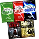 Dean Koontz Dean Koontz Frankenstein 5 Books Collection Pack Set RRP: £44.42 (The Dead Town, Lost Souls, Dead and Alive, City of Night, Prodigal Son)