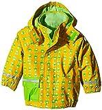 Sterntaler Baby - Jungen Regenmantel 5651511, Gr. 122, Mehrfarbig (Yellow/Green/safran 164)