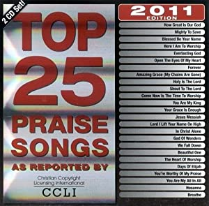 Top 25 Praise Songs 2011 [2 CD]