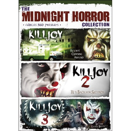 Killjoy / Killjoy 2 / Killjoy 3 (Triple Feature)