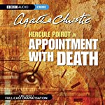 Appointment with Death  by Agatha Christie Narrated by John Moffatt