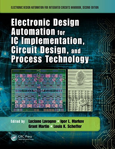 Electronic Design Automation for IC Implementation, Circuit Design, and Process Technology: Circuit Design, and Process Technology, Second Edition (Electronic ... Automation for Integrated Circuits Handbook) (Design Electronics compare prices)