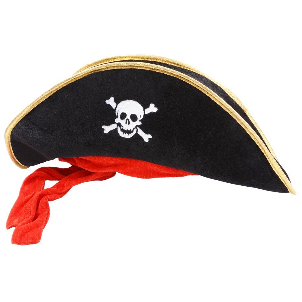 Pirate Tricorn Hats | Halloween Wikii