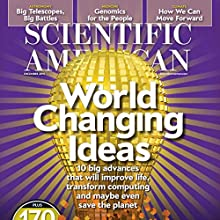 Scientific American, December 2015 Periodical by Scientific American Narrated by Mark Moran