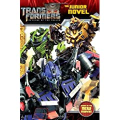 Transformers: Revenge of The Fallen: The Junior Novel