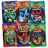 Beast Quest Collection Series 5 Pack Adam Blade 6 Books Set 25 to 30 (Amictus the Bug Queen, Trema the Earth Lord, Koldo the Arctic Warrior, Rokk the Walking Mountain, Hawkite, Arrow of the Air, Krabb Master of the Sea)by Adam Blade