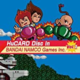 HuCARD Disc In BANDAI NAMCO Games Inc.Vol.1