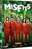 Misfits - saison 5 (dvd)