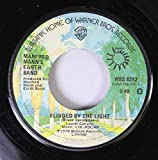 MANFRED MANN'S EARTH BAND 45 RPM Blinded By the Light / Starbird No. 2