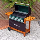 Fire Mountain Elbrus 4 Burner Gas Barbecue
