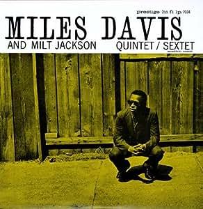 Milt Jackson Sextet Invitation