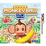 Super Monkey Ball 3D (Nintendo 3DS)by Sega