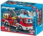 PLAYMOBIL 4820 - Feuerwehr-Leiterfahr...
