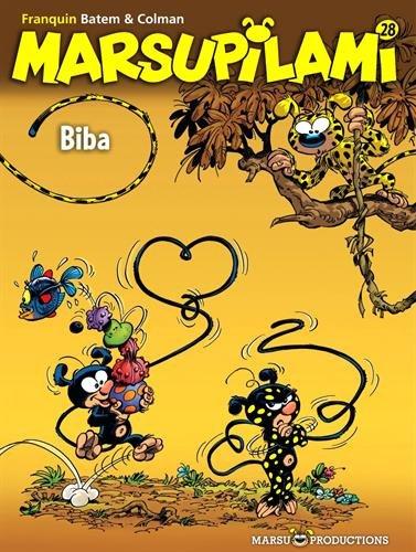 Marsupilami n° 28 Biba