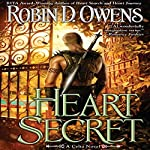 Heart Secret: Celta, Book 11 (       UNABRIDGED) by Robin D. Owens Narrated by Noah Michael Levine