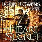 Heart Secret: Celta, Book 11 (       UNABRIDGED) by Robin D. Owens Narrated by Noah Michael Levine