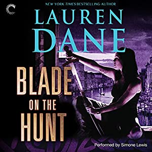 Blade on the Hunt Audiobook