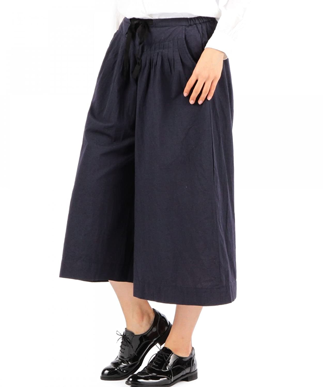 Amazon.co.jp: (コーエン) COEN 【Market】タックガウチョパンツ: 服&ファッション小物通販