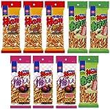 スリムパック亀田の柿の種3種詰合せセット
