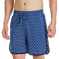 Indigo Nation Men's Cotton Shorts (8907372402598_13V00411_Medium_Blue)