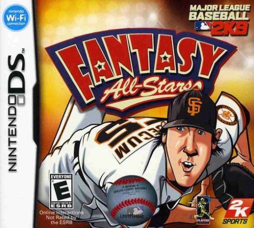MLB 2K9 Fantasy All Stars - Nintendo DS - 1