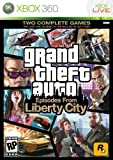 Grand Theft Auto: Episodes From Liberty City - Xbox 360 Standard Edition