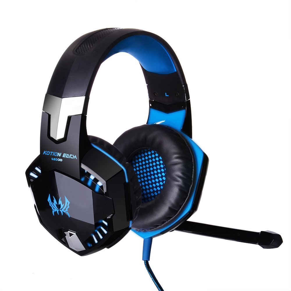 61czp5d NBL. SL1000  - Review: Flymemo EACH G2000 Gaming Headset – you get what you pay for