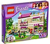 LEGO Friends - Olivia's House - 3315 3315 (Olivia is on holiday with her parents, Peter and Anna, enjoying shows on the TV and whipping up some tasty barbecues with the Friends - Olivia's House - 3315 set from LEGO!The set includes 695 parts.... )