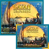 Settlers Of Catan Seafarers Expansion And 5-6 Player Extension