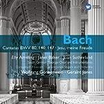 Cantatas 80/140/147