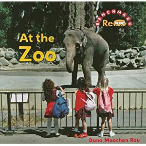 At the Zoo (Benchmark Rebus: Fun Time: Level B)