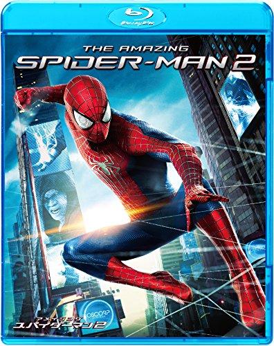 アメイジング・スパイダーマン2TM [Blu-ray]