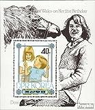norte-Corea Bloque 113 (completa.edición.) nuevo con goma original 1982 21. cumpleaños princesa Diana (sellos para los coleccionistas)