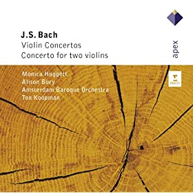 Violin Concerto No.1 In A Minor BWV1041 : I Allegro