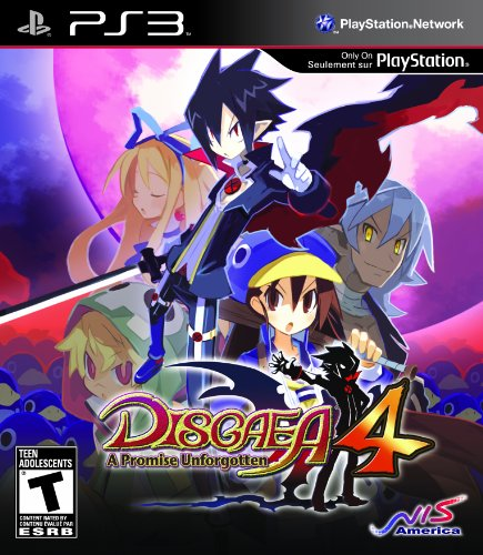 Disgaea 4: A Promise Unforgotten (PS3) [IMPORT]